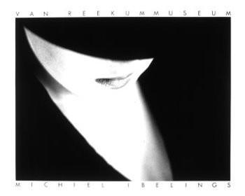 Michiel Ibelings (1961) -Monique,text- plakaten