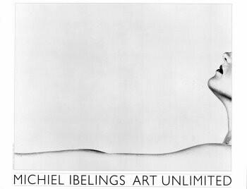 Michiel Ibelings (1961) -No Title/ 60*80/ D- plakaten