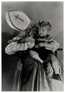 A.N.B.  -  Sinterklaas met een kind op schoot - Postkaarten-set -  1C1829-1