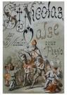 A.N.B.  -  Sinterklaas pianoliedjes - Postkaarten-set -  1C1909-1