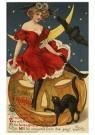 A.N.B.  -  Halloween greetings - Postkaarten-set -  1C2110-1