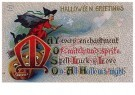 A.N.B.  -  Halloween greetings - Postkaarten-set -  1C2156-1