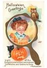A.N.B.  -  Halloween greetings - Postkaarten-set -  1C2219-1