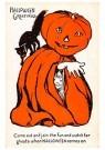 A.N.B.  -  Halloween greetings - Postkaarten-set -  1C2222-1