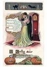 A.N.B.  -  A jolly halloween - Postkaarten-set -  1C2278-1