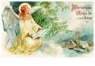 A.N.B.  -  Christmas joys be thine - Postkaarten-set -  1C2312-1