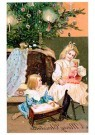 A.N.B.  -  Kerstwens - Postkaarten-set -  1C2314-1