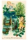 A.N.B.  -  A merry christmas to you - Postkaarten-set -  1C2320-1