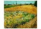 Vincent van Gogh (1853-1890)  -  Wheatfield, 1888 - Postkaarten-set -  A103996-1