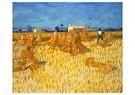 Vincent van Gogh (1853-1890)  -  Harvest in Provence, 1888 - Postkaarten-set -  A111096-1