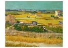 Vincent van Gogh (1853-1890)  -  The harvest, 1888 - Postkaarten-set -  A82944-1
