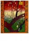 Vincent van Gogh (1853-1890)  -  Flowering plum tree (after Hiroshige), 1887 - Postkaarten-set -  A93035-1