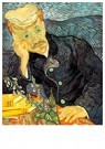 Vincent van Gogh (1853-1890)  -  Portrait of Dr. Gachet, 1890 - Postkaarten-set -  A98267-1