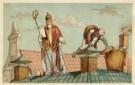 Anoniem  -  Op het dak - Postkaarten-set -  C10074-1
