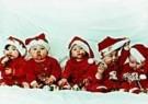 Robert Aylott  -  Christmas Babies - Postkaarten-set -  C8600-1
