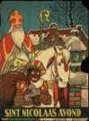 Anoniem  -  Sinterklaas - Postkaarten-set -  C9609-1