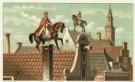 Jan Schenkman (1806-1863)  -  Sinterklaas - Postkaarten-set -  C9627-1