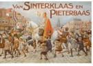 -  Omslag van 'Van Sinterklaas en Pieterbaas' - Postkaarten-set -  D1121-1