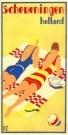 Louis C. Kalff (1897-1976)  -  P.v.Dam/Kalff/Scheveningen - Postkaarten-set -  PA032-1