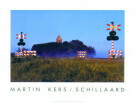 Martin Kers (1944)  -  Schillaard Zomer - Postkaarten-set -  PS003-1