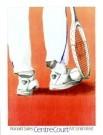 Ronald Sales (1946)  -  Centre Court/ 60*80/ K - Postkaarten-set -  PS096-1