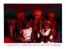 Mirja de Vries  -  Teddies - Postkaarten-set -  PS098-1