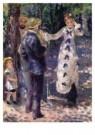 Pierre-Auguste Renoir (1841-19 -  La balancoire - Postkaarten-set -  PS1008-1