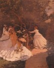 Claude Monet (1840-1926)  -  Femmes aux jard - Postkaarten-set -  PS1009-1