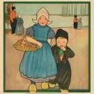 Rie Cramer (1887-1977)  -  75 - Postkaarten-set -  PS1032-1