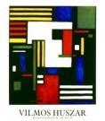 Vilmos Huszar (1884-1960)  -  Comp-met Witte Kop - Postkaarten-set -  PS137-1