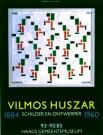Vilmos Huszar (1884-1960)  -  Schaatsenrijders/ 60*80/ K - Posters-set -  PS138-1