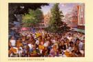 Zeljko Premerl (1942)  -  Leidseplein/ - Postkaarten-set -  PS165-1