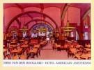 Theo v.d. Boogaard (1948)  -  Hotel Americain - Postkaarten-set -  PS197-1
