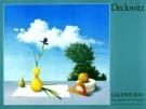 Franz Deckwitz (1934-1994)  -  Untitled(stillife) - Postkaarten-set -  PS199-1