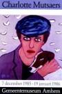 Charlotte Mutsaers (1942)  -  La Belle et la Bute - Postkaarten-set -  PS203-1