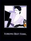 Schweppes,  -  Dame - Postkaarten-set -  PS204-1
