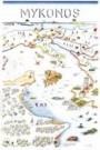 Amerigo Manzini  -  Mykonos - Postkaarten-set -  PS225-1