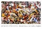 Jackson Pollock (1912-1956)  -  Convergence - Postkaarten-set -  PS342-1
