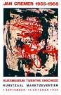 Jan Cremer (1940)  -  Composition - Postkaarten-set -  PS352-1