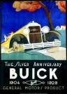 Jan Lavies (1902-2005)  -  Buick - Postkaarten-set -  PS406-1