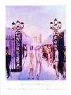 Kees van Dongen (1877-1968)  -  Porte Dauph. - Postkaarten-set -  PS459-1