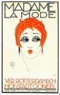Jan Lavies (1902-2005)  -  Lavies/Madame la Mode/50 x 80 - Postkaarten-set -  PS542-1