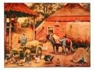 Cornelis Jetses (1873-1955)  -  Laatste hooivr - Postkaarten-set -  PS548-1