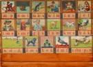 Cornelis Jetses (1873-1955)  -  Leesplankje - Postkaarten-set -  PS553-1
