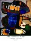 Karel Appel (1921-2006)  -  The Look - Postkaarten-set -  PS653-1