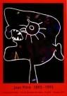 Joan Miro (1893-1983)  -  Cap d'home - Postkaarten-set -  PS728-1