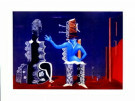 Max Ernst (1891-1976)  -  M.Ernst/Het Paar/80*60/BR - Posters-set -  PS781-1