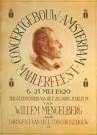 Felicien Bobeldijk (1876-1964) -  F.Bobeldijk/Mahler 1920/Concgb - Postkaarten-set -  PS800-1