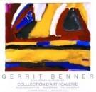 Gerrit Benner (1897-1981)  -  Rode wolken - Postkaarten-set -  PS894-1