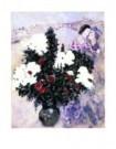 Marc Chagall (1887-1985)  -  White Lilacs - Postkaarten-set -  PS898-1